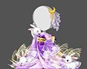 GREEアバター「麗しの輝夜姫」